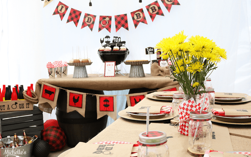 I do bbq couples wedding shower ideas 5