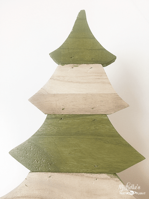 christmas tree paint