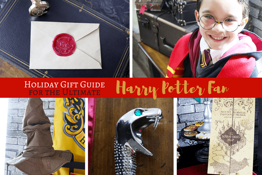 Holiday gift guide for the ultimate harry potter fan 3