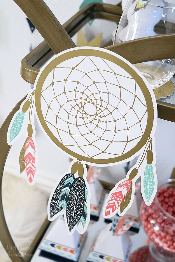 Dream-catcher Party Decor