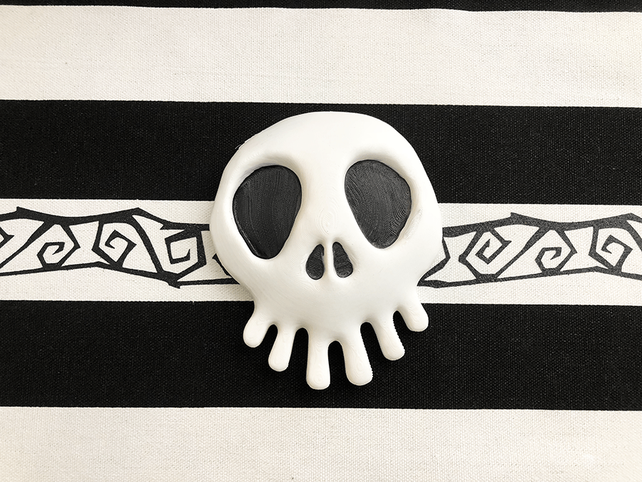 DIY Nightmare Before Christmas Table Runner crciut project