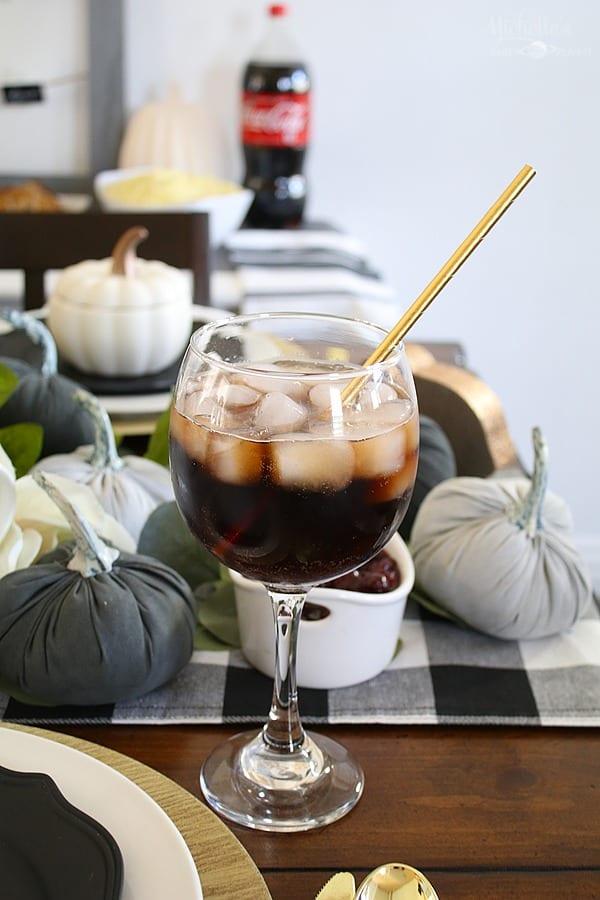 Friendsgiving Ideas - Coca-Cola Cranberry