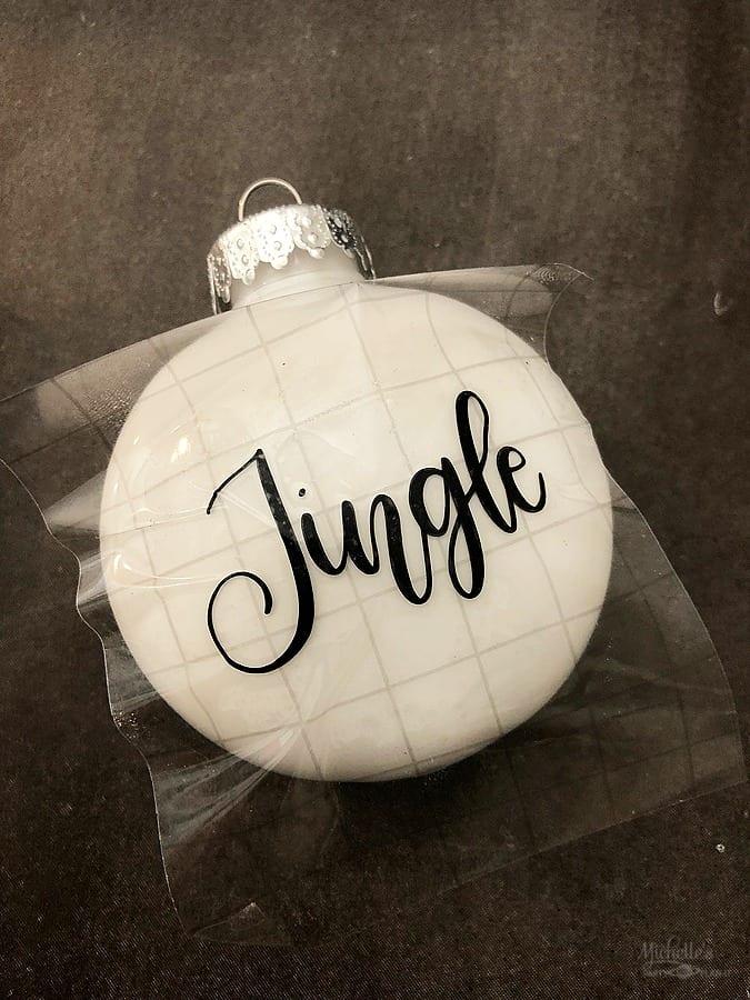 Diy christmas ornaments cricut maker 10