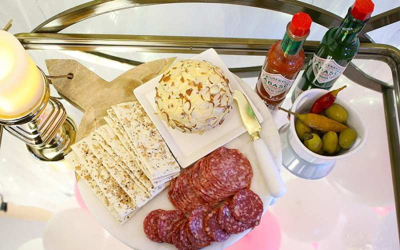 Easy Spicy Cheese Ball Recipe with TABASCO®