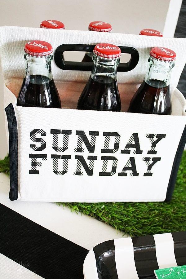 Sunday football party ideas 2