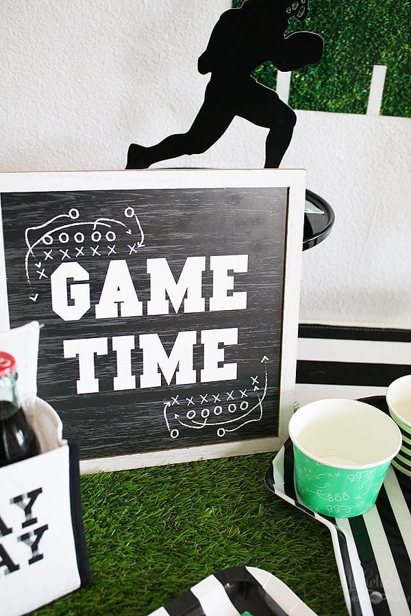 Sunday football party ideas 3