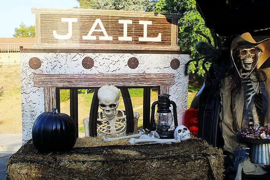 Cowboy jail
