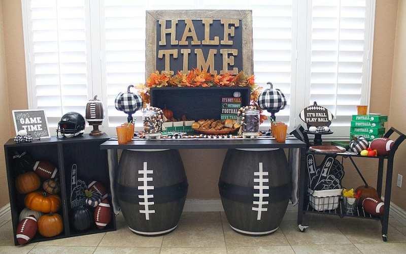 Fun Fall Football Party Ideas