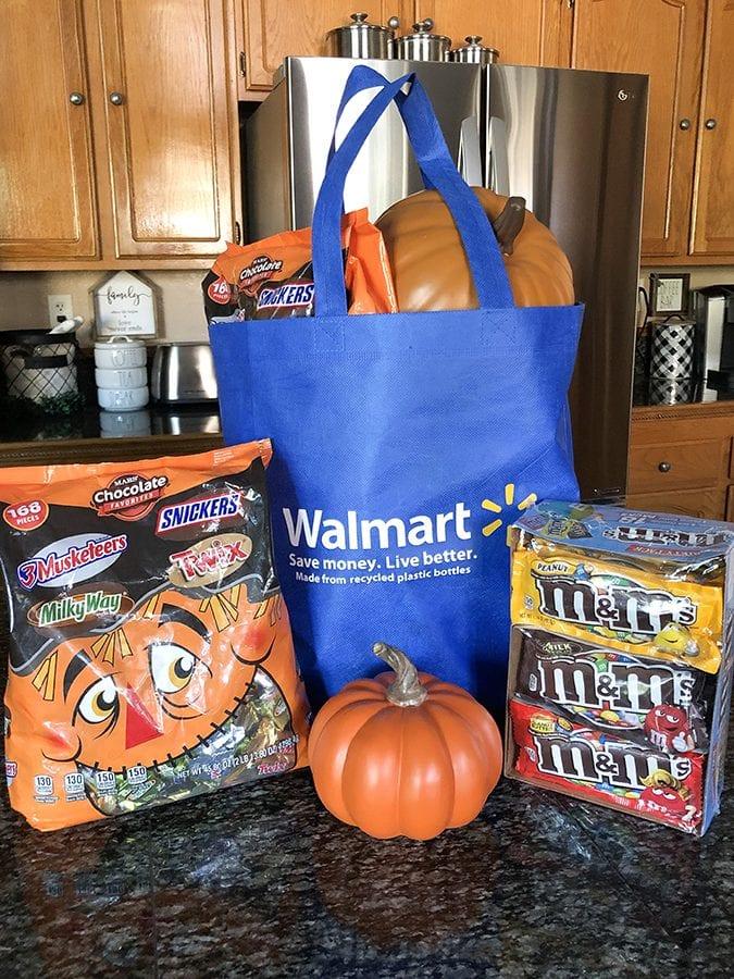 Walmart halloween 2