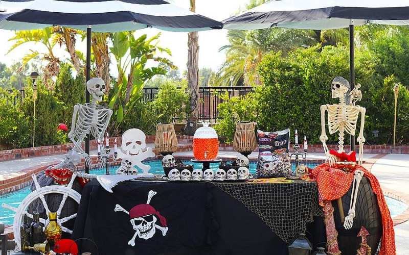 Pre Trick or Treat Halloween Party Ideas