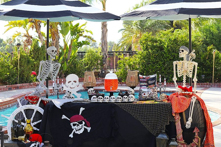 Pre trick or treat party ideas 11