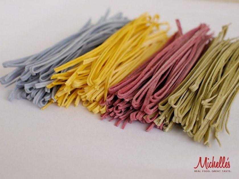 Angel Hair vegetable pasta