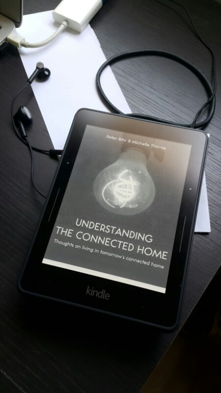 theconnectedhome kindle cover photo