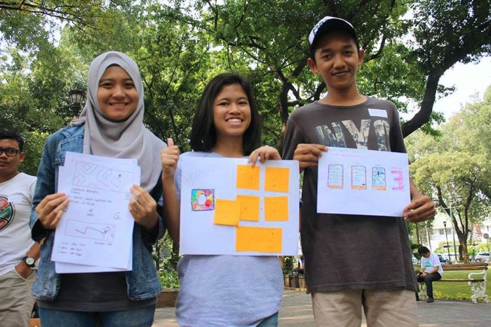 webmaker in the park 2