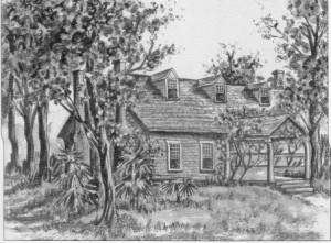 L Virginia French's Forest Home