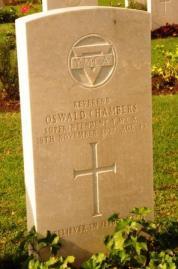 Oswald Chambers death