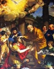 Saul and Ananais