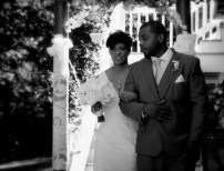 Fall Wedding in Marlyand Photographed by Michelline Hall Poppi & Priscilla