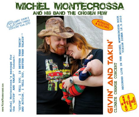 Cover-Bild - Michel Montecrossa's Givin' And Takin' Climate Change Concert