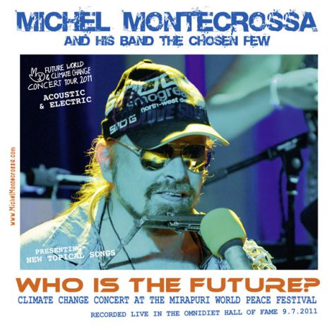 Michel Montecrossa's 'Who Is the Future?' Concert