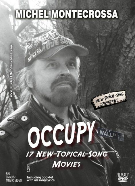 Michel Montecrossa's DVD 'Occupy Wall Street'