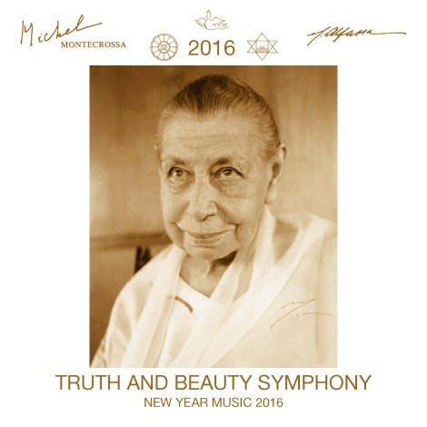 Truth And Beauty Symphony – Michel Montecrossa's New Year Music 2016 on Audio-CD