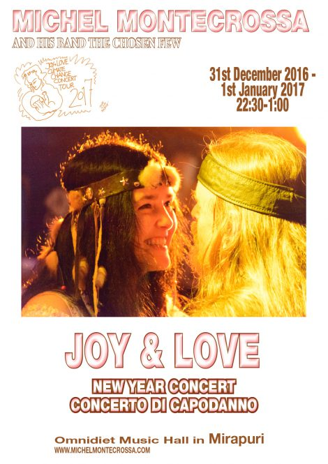 Joy & Love New Year Concert
