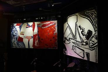 Photo show of the Michel Montecrossa 'CREATION' Art Exhibition, 18