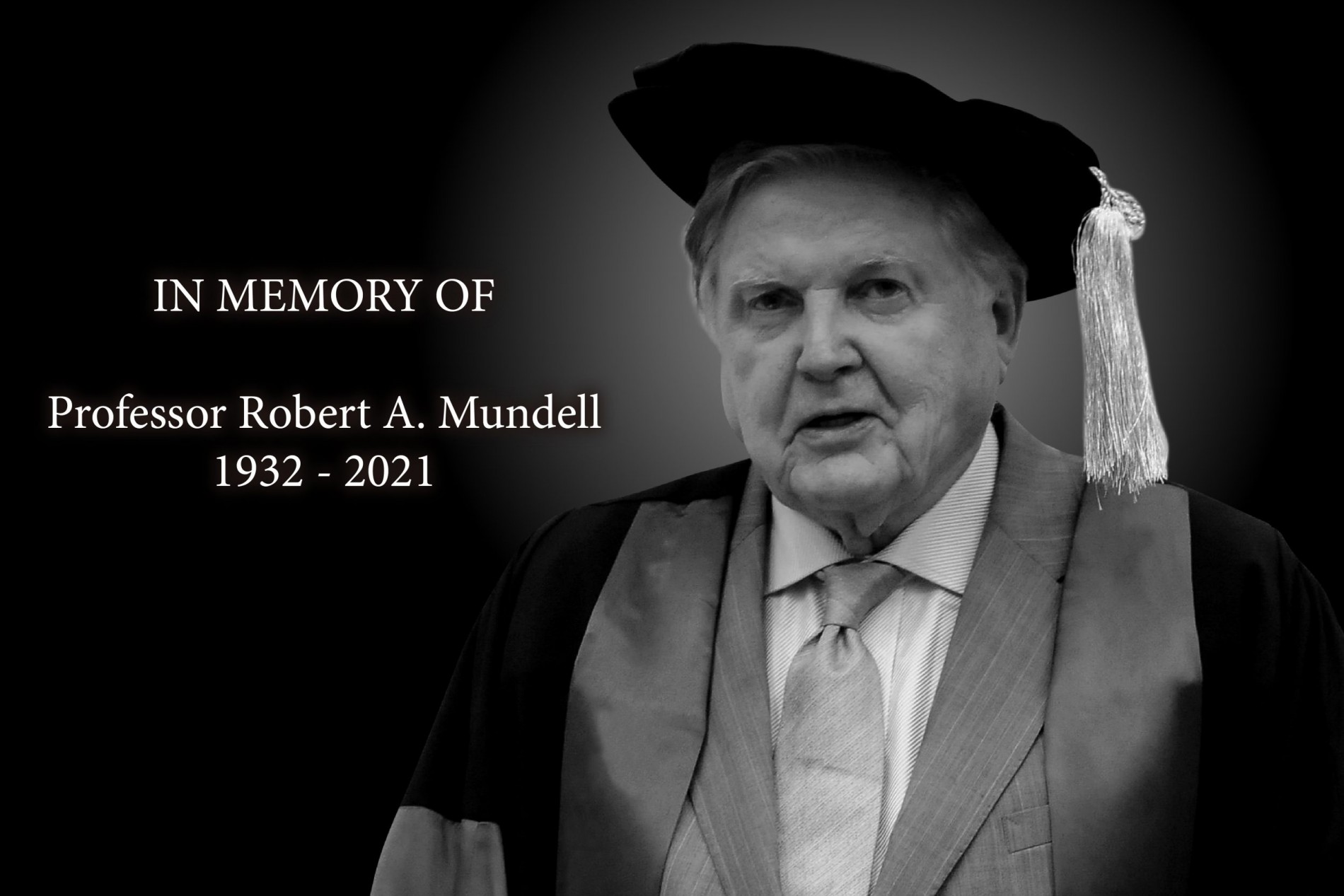 Robert Mundell, father of Europe?