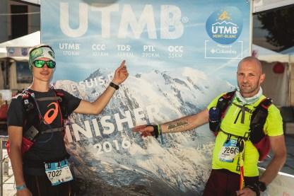 Ultra Trail Du Mont-Blanc 2016