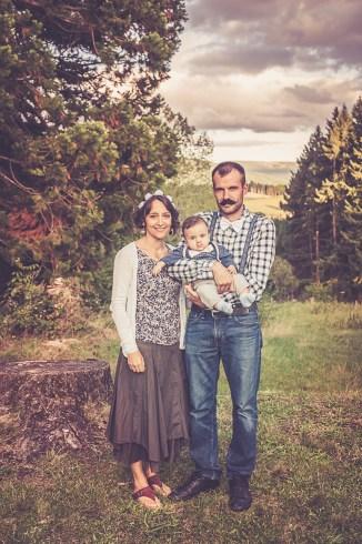 Photo couple Puy de Dôme