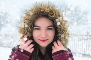 Séance sous la neige