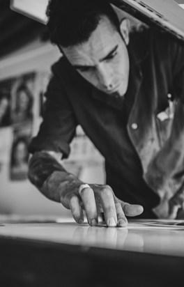 Reportage à La Manufacture d'Images à Ambert