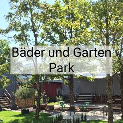 Kurt Micheluzzi Der Grüne - Bäder- und Gartenpark