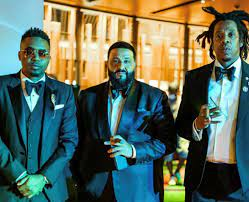 Khaled, Nas & Jay-z