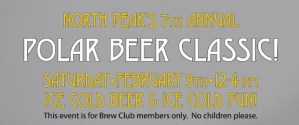 North Peak Brewing Company Polar Bear Classic