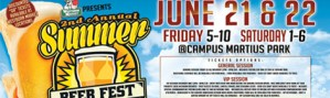 Detroit Summer Beer Fest 2013