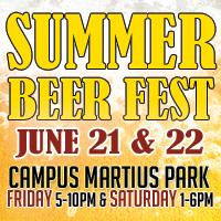 Detroit Summer Beer Fest 2013