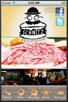 Schnitz Deli Grand Rapids Michigan Android App