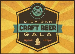 Michigan Craft Beer Gala Karl's Cabin