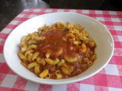 Fredi's Pizza/Pasta Goulash