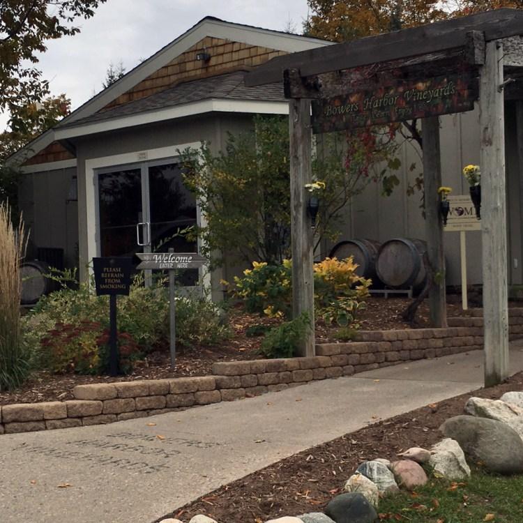 Bowers Harbor Winery