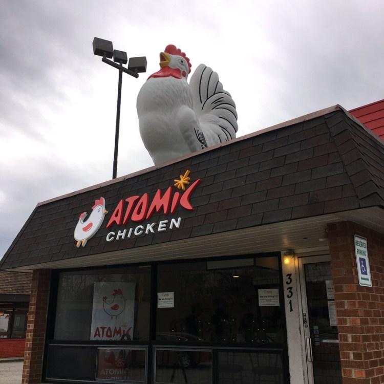 Atomic Chicken Clawson