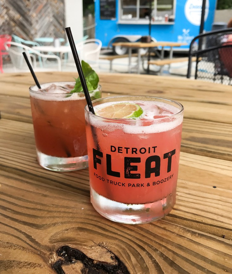 Detroit Fleat Ferndale Food Trucks