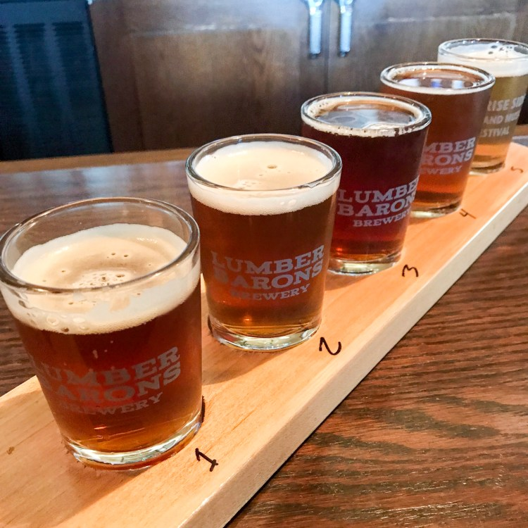 Lumber Barons Brewery Bay City Michigan
