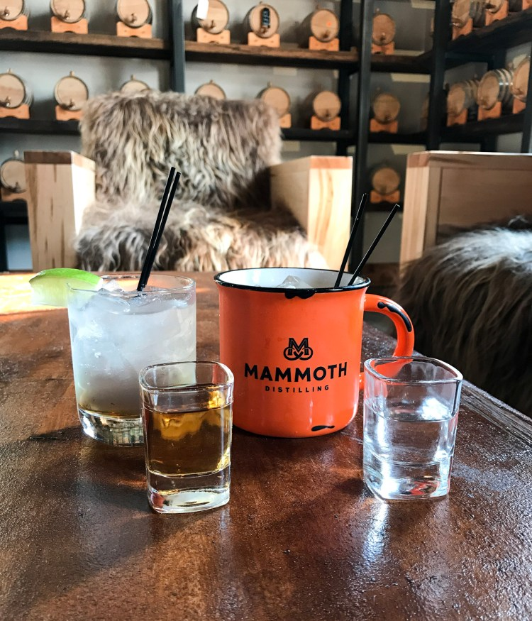 Mammoth Distilling Traverse City