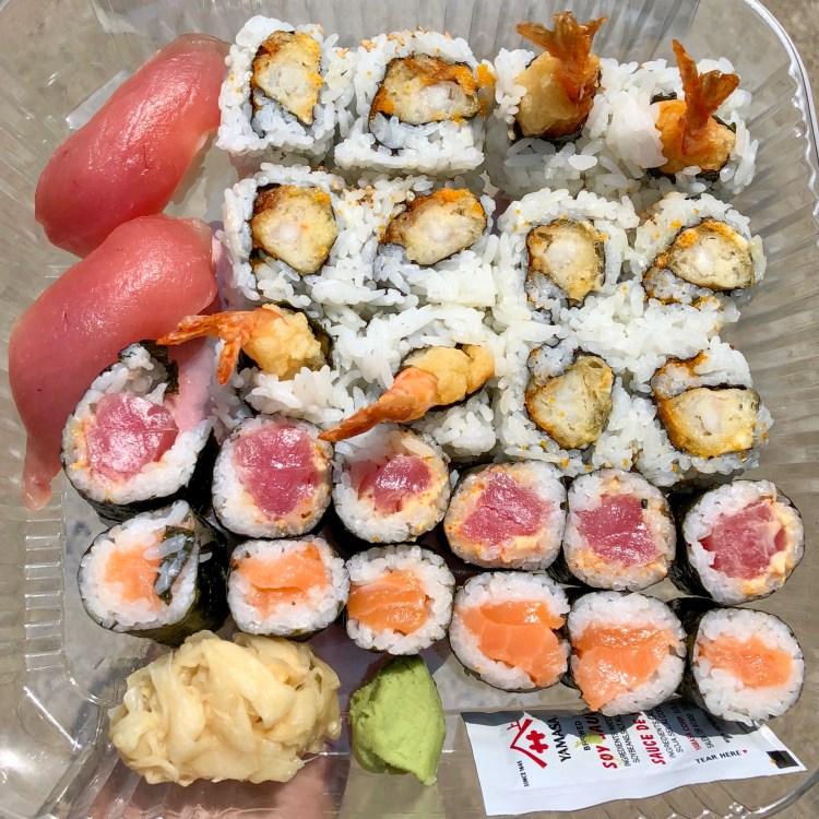 Noble Fish Sushi Clawson Michigan