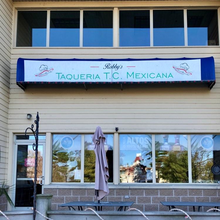 Robby's Taqueria Traverse City Michigan
