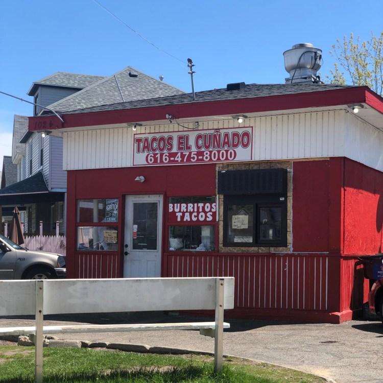 Tacos El Cunado 1024 Bridge St NW, Grand Rapids, MI