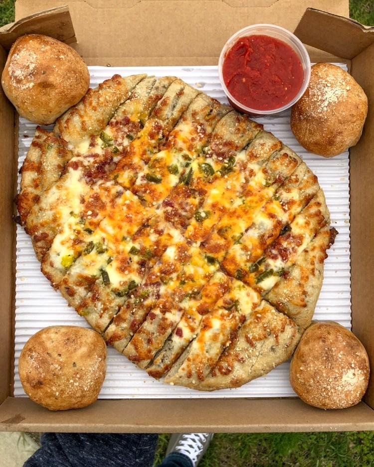 Rage Pizza Brighton Michigan